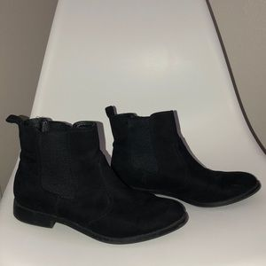 H&M Black Booties!